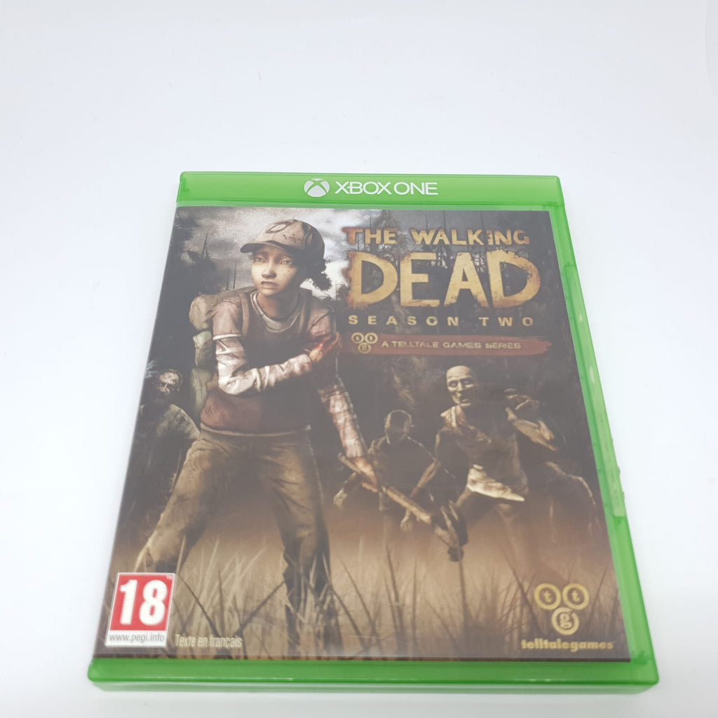 JEU XBOX ONE THE WALKING DEAD SEASON 2