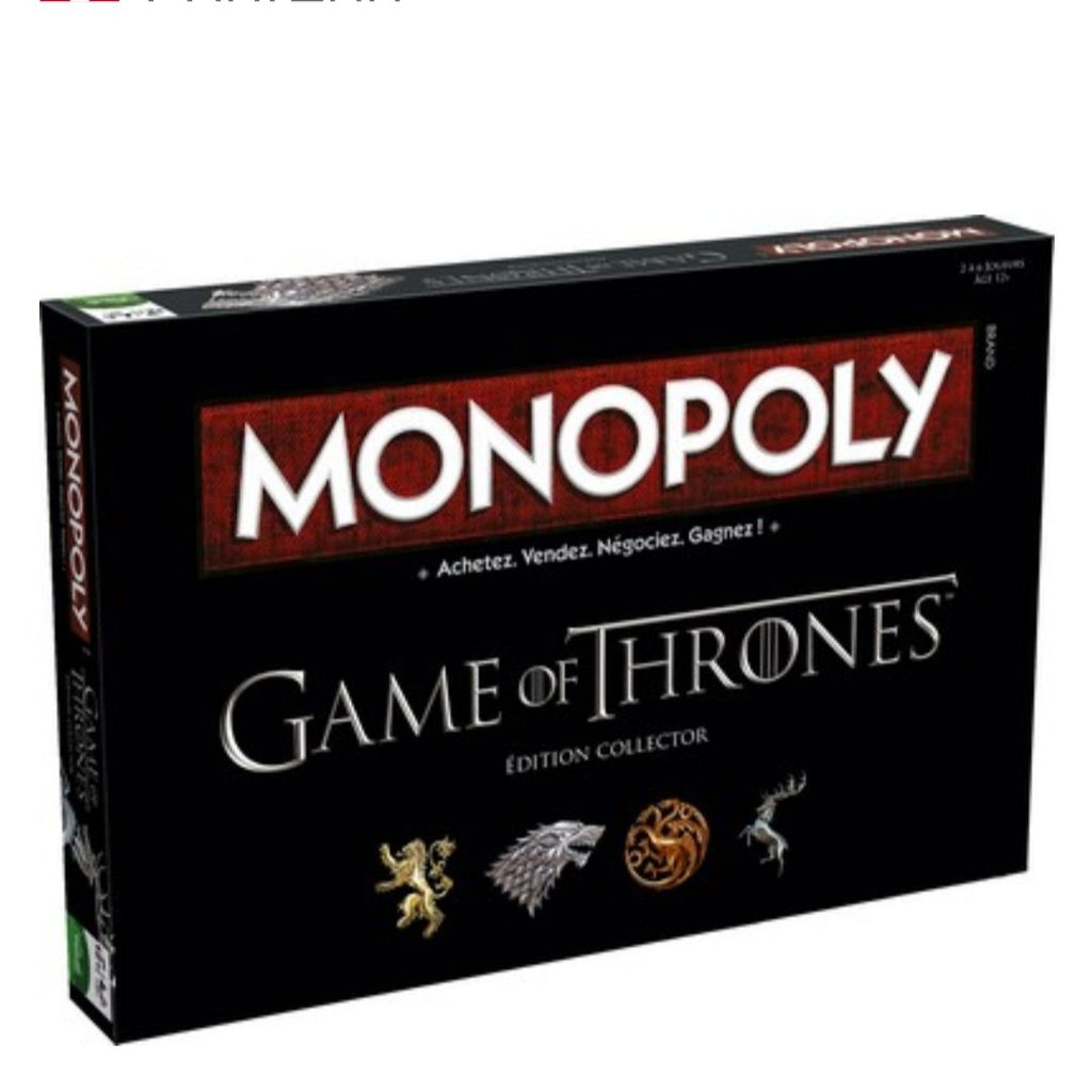 Monopoly Game Of Thrones NEUF