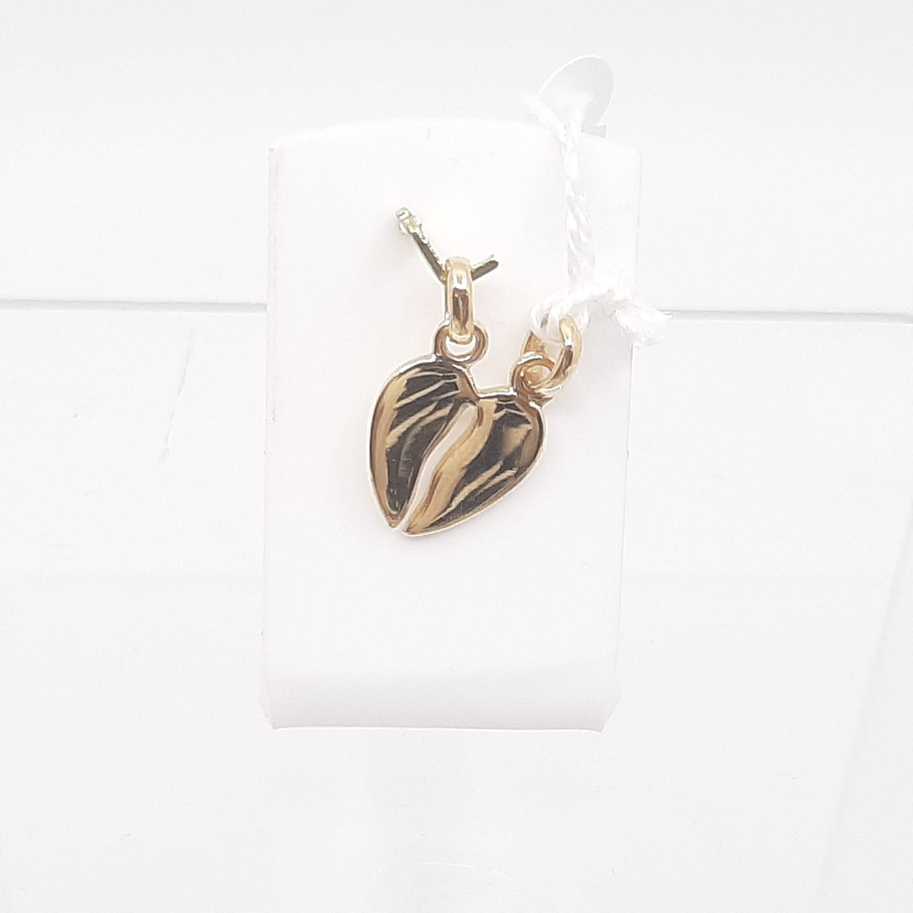 Pendentif Gold plated