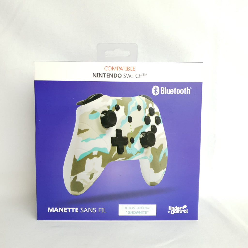 MANETTE BLUETOOTH POUR SWITCH SNOWNITE