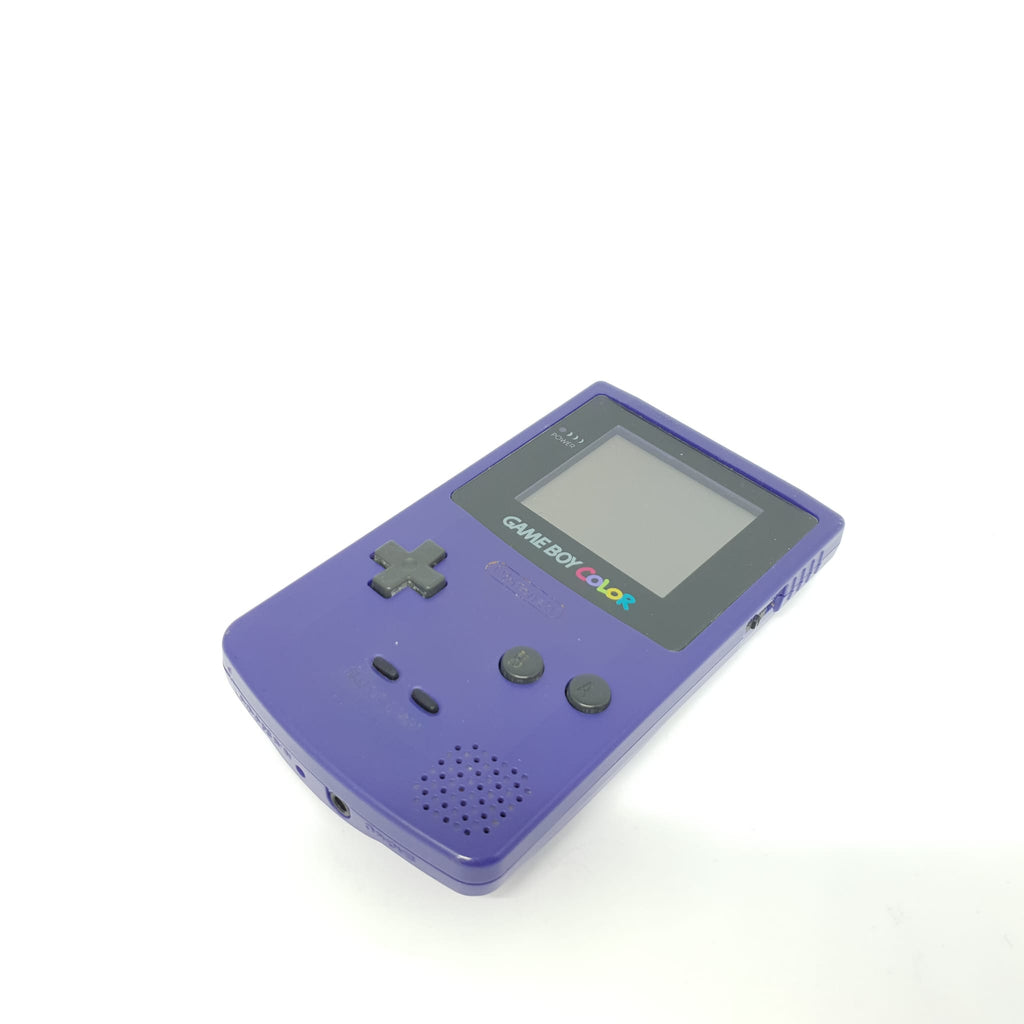 CONSOLE GAMEBOY COLOR VIOLET