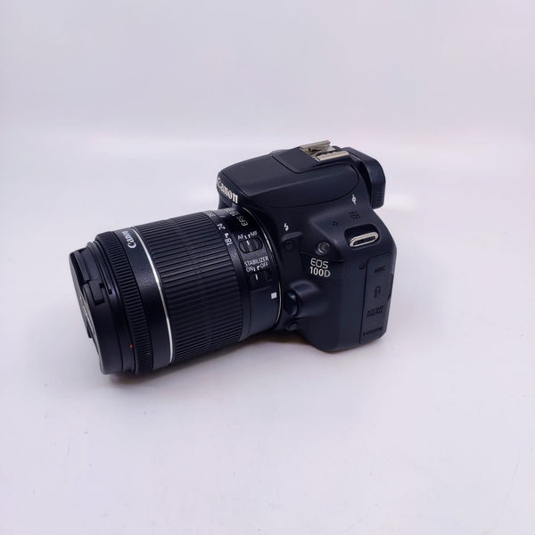 Canon eos 110D + objectif 18-55mm