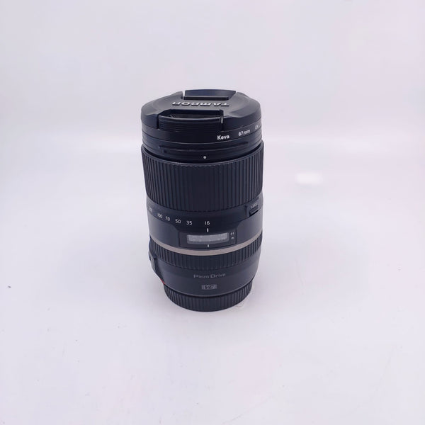 Objectif Tamron pour canon 16-300mm F. 3,5-6.3