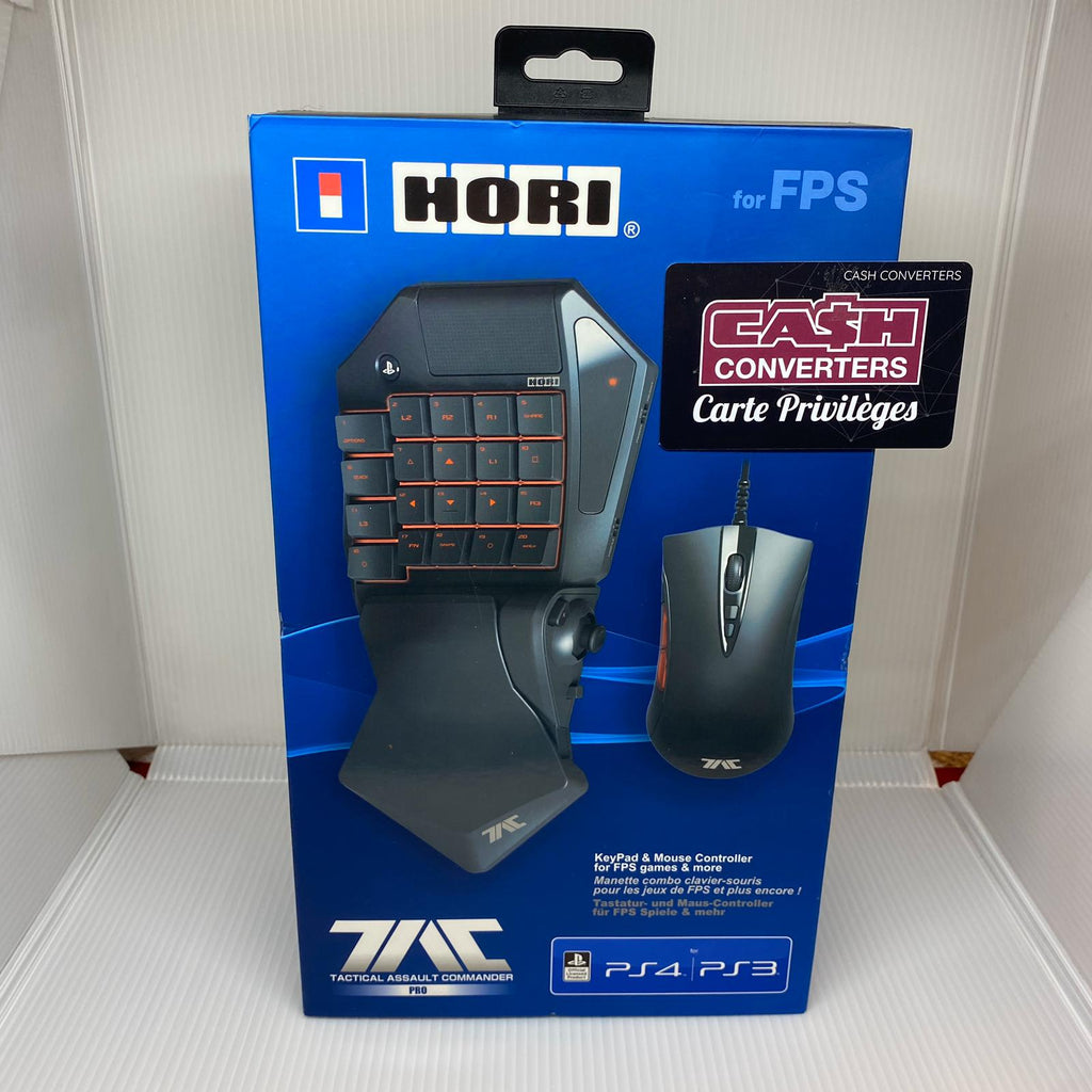 Hori Tactical Assault Commander Pro (PS3 / PS4)