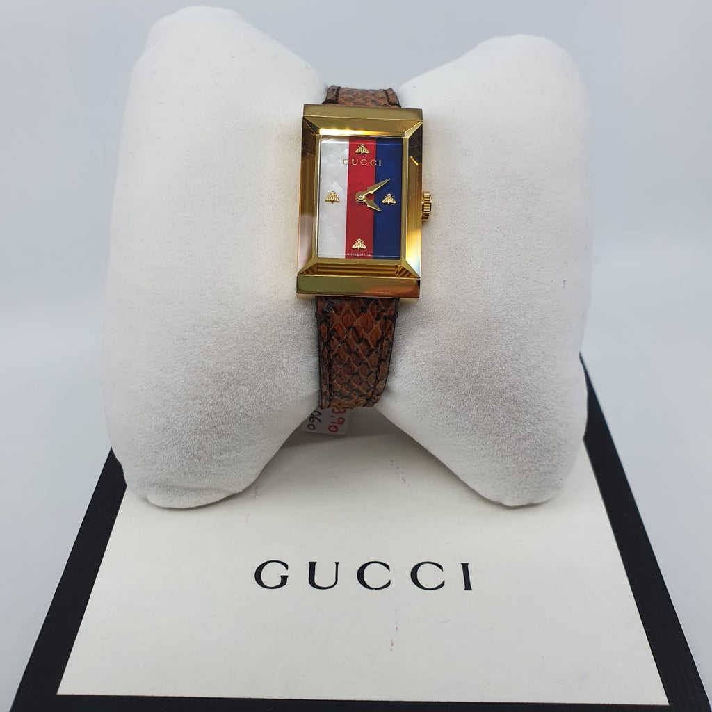 Montre Gucci G-Frame Mother Of full set