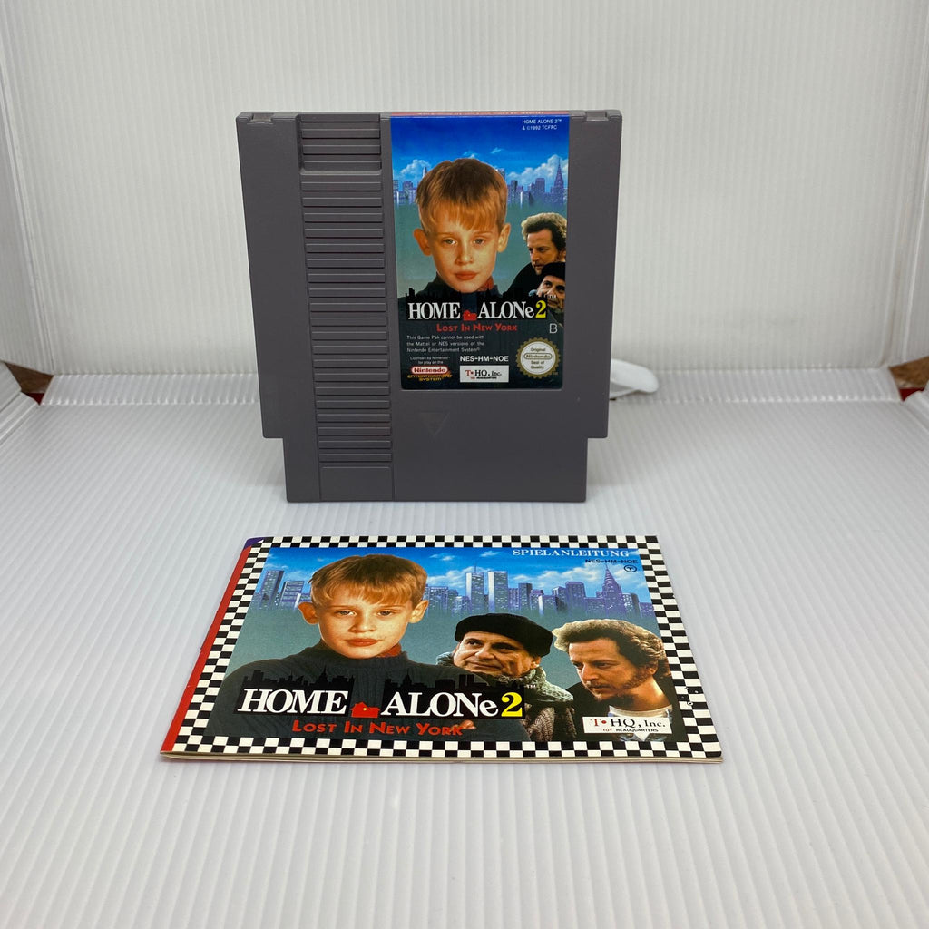 Jeux NES Home Alone 2
