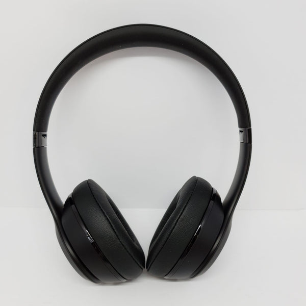 CASQUE AUDIO BEATS SOLO 3 NOIR MATE