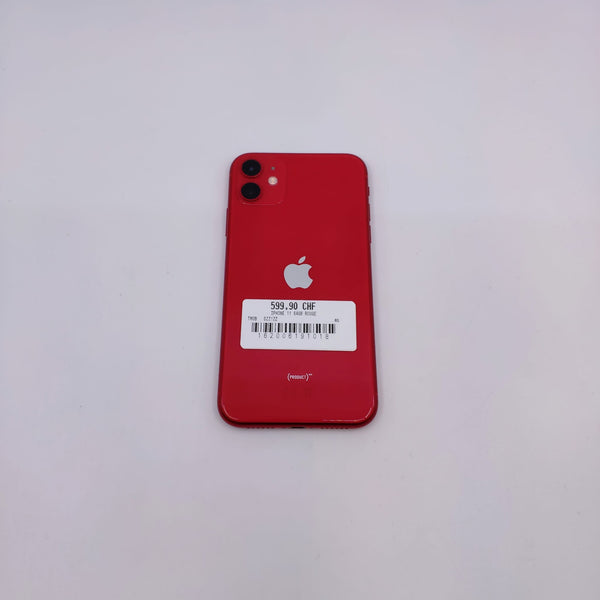 IPhone 11 rouge 64GB