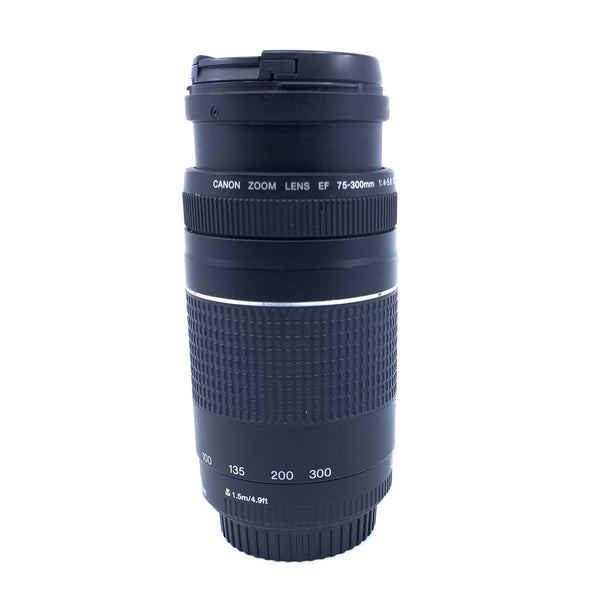 Objectif Canon 25-300mm 1:4-5.6