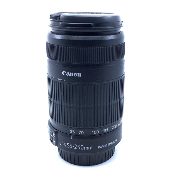 Objectif Canon Ef-S 55-250mm