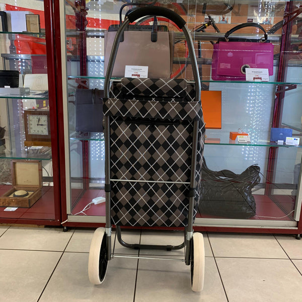 Chariot courses Deluxe tb st979 poids maxi 50kg