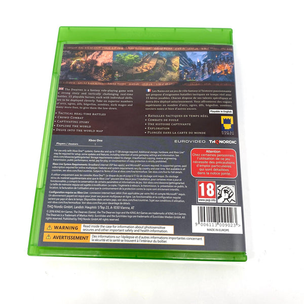 Jeu Xbox One The Dwarves