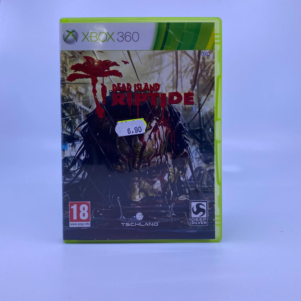 Jeux Xbox 360 Dead Island Riptide