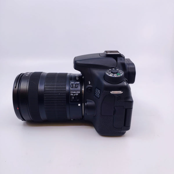 Canon EOS 70D + Objectif 18-135mm IS STM