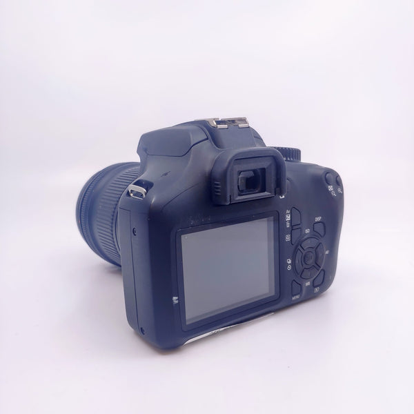 Canon EOS 4000D + objectif 10-18mm
