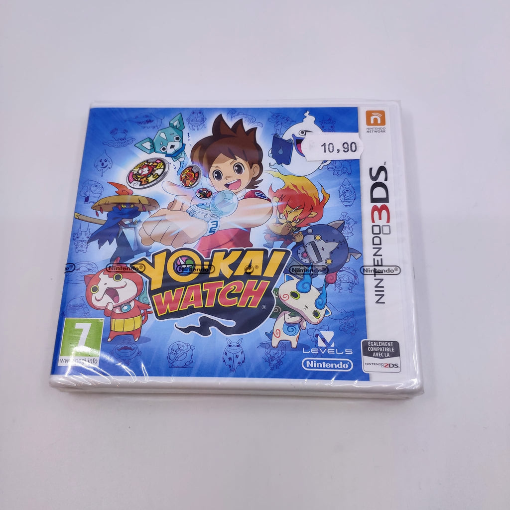 Jeux 3DS yokai watch