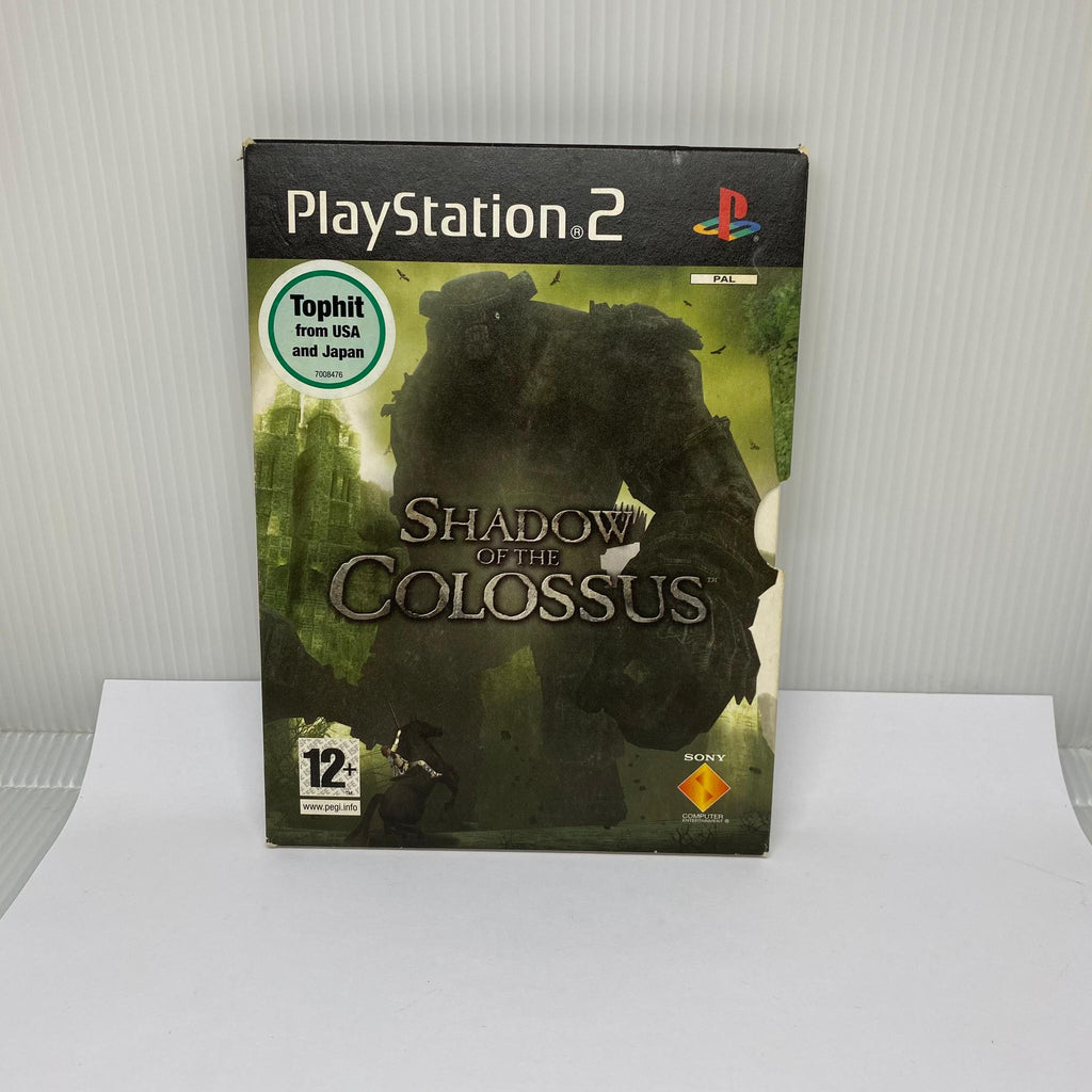 Jeux PS2 Shadow Of The Colossus