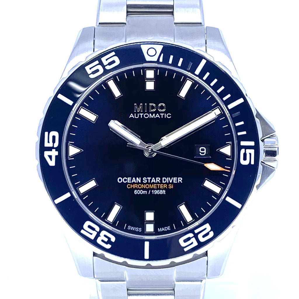 Mido Ocean Diver 43.5mm full set 2020