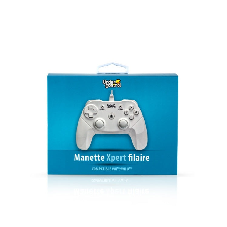 MANETTE POUR WII/ WII U Neuf