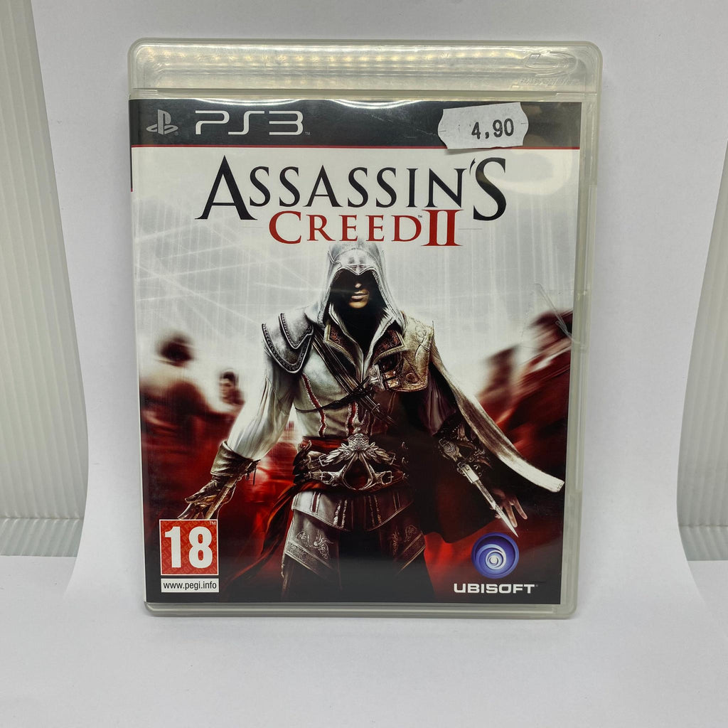 Jeux PS3 Assassin's Creed ll