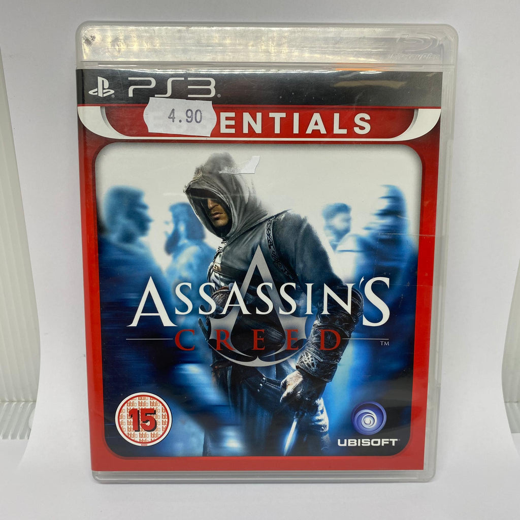 Jeux PS3 Assassin' Creed