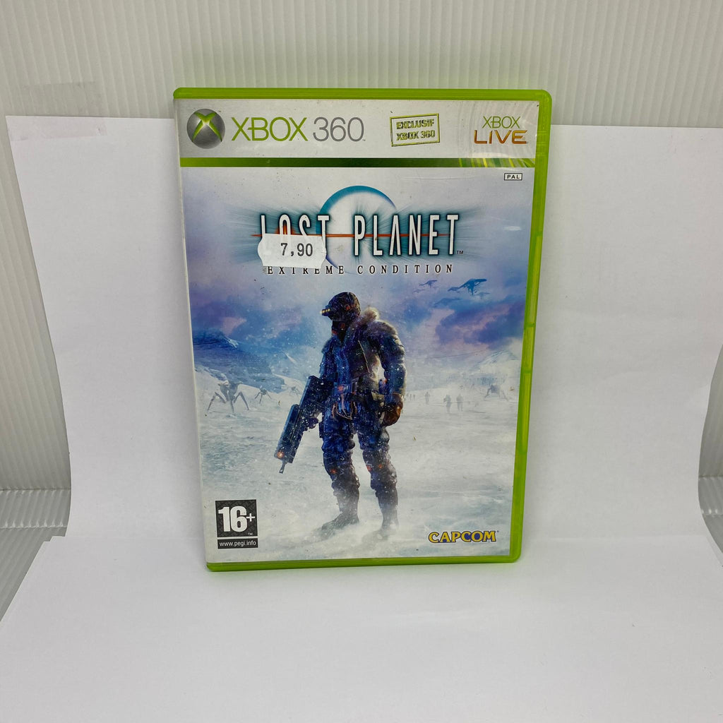 Jeux Xbox 360 Lost Planet Extreme Condition
