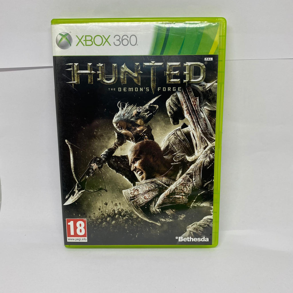 Jeux Xbox 360 Hunted The Memon's Forge