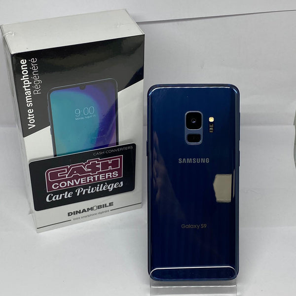 Samsung Galaxy S9 Reconditionné