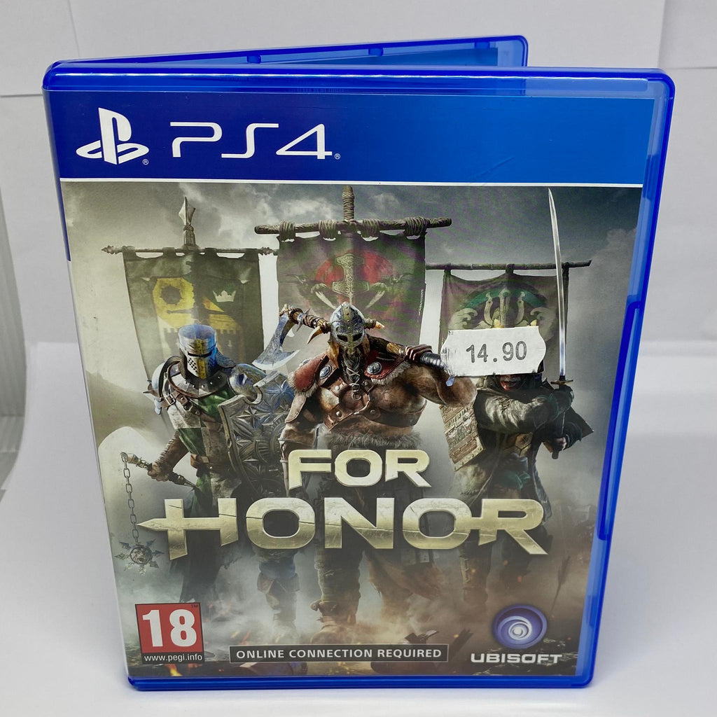 Jeux PS4 For Honor