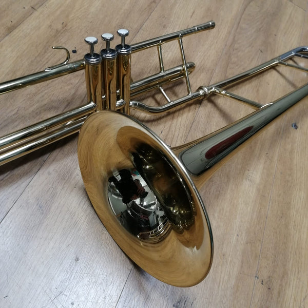 Trombone à piston weril + saccoche