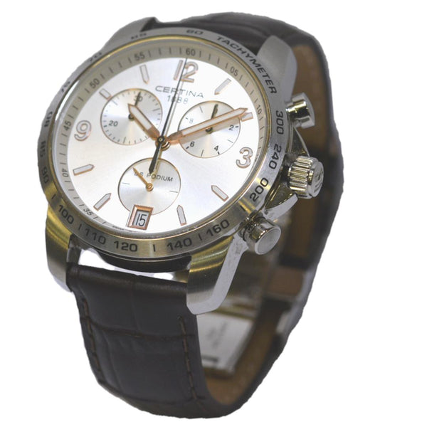 Montre Certina DS Podium quartz full set