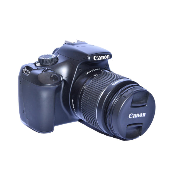 Canon Eos 1100D + 18-55mm, 12mp