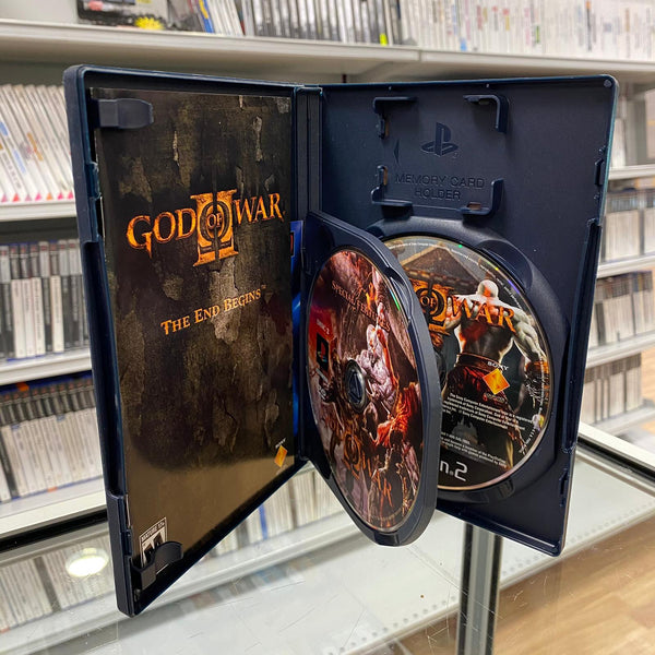 Jeux PS2, God Of War