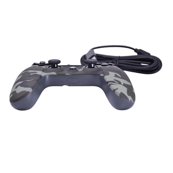 Manette Playstation 4 filaire, couleur camouflage, UC1616