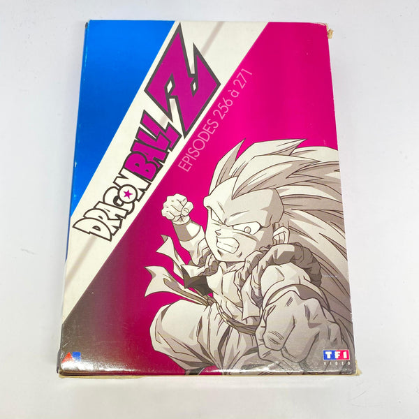 COFFRET DVD DRAGON BALL Z (ÉPISODES 256-271)