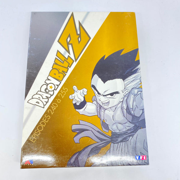 COFFRET DVD DRAGON BALL Z (ÉPISODES 240-255)