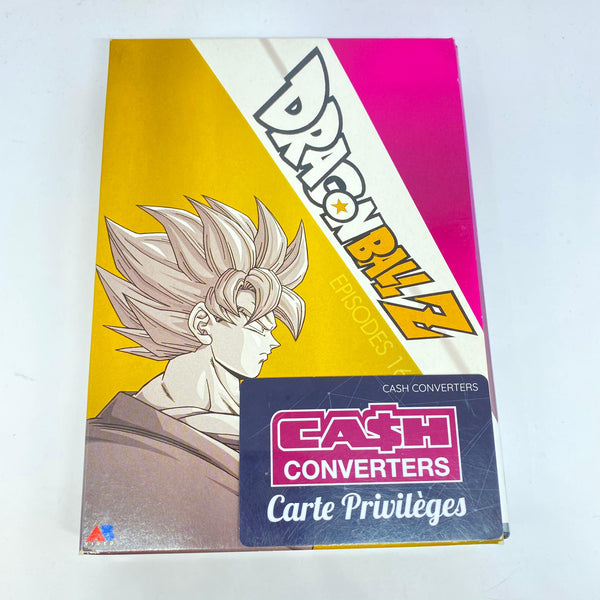 COFFRET DVD DRAGON BALL Z (ÉPISODES 160-175)
