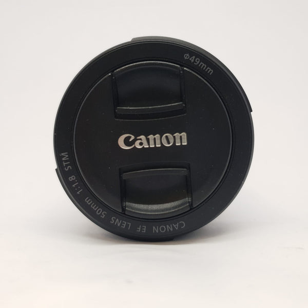 OBJECTIF  CANON 50MM FIXE