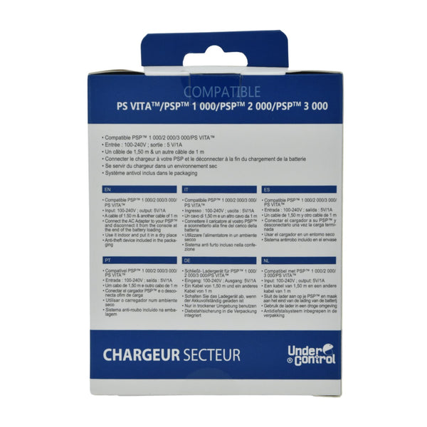 Chargeur Multiple PSP Under Control 1511