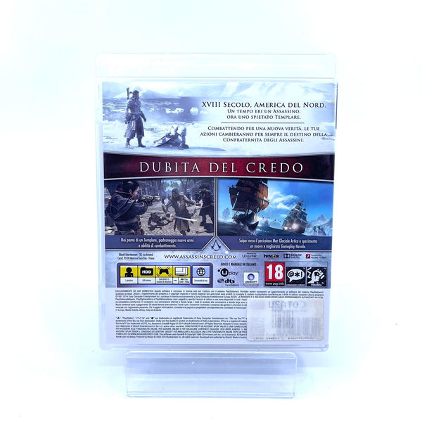 Jeu PS3 Assassin's Creed Rogue version italienne