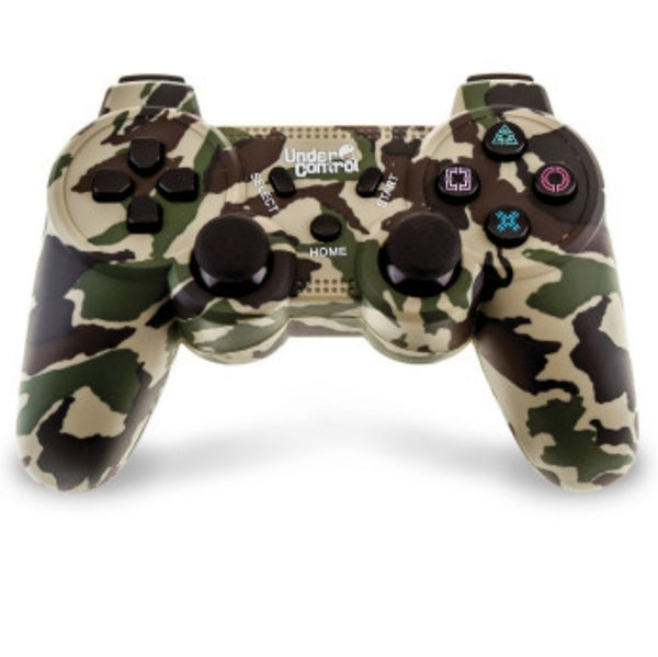 Manette Ps3 Bluetooth camouflage UC 1442