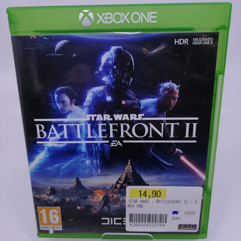 Jeux Xbox one Battle front 2
