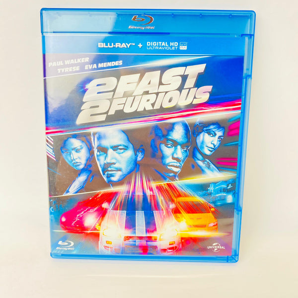 COFFRET BLU-RAY FAST & FURIOUS