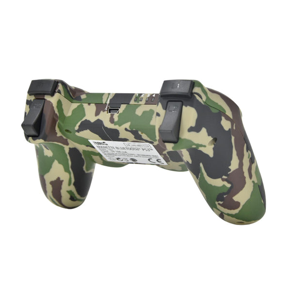 Manette PS3 sans fil camouflage Under Control 1442