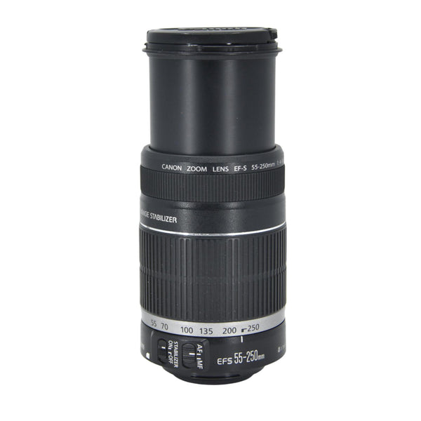 Objectif Canon EFS-55-250mm