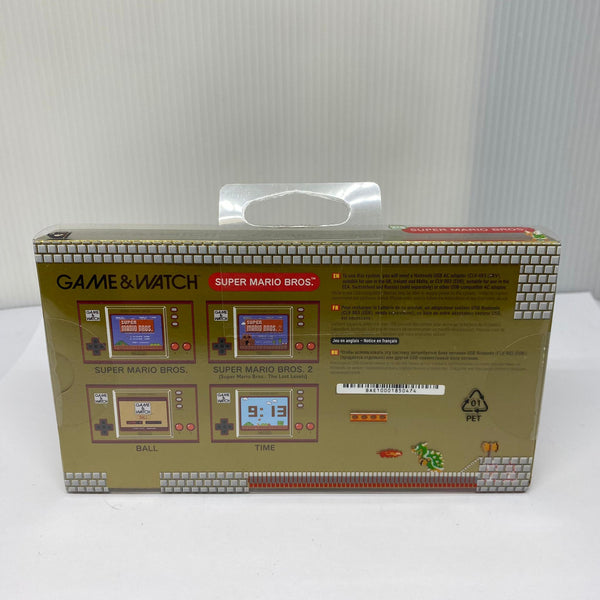 Console Game & Watch Nintendo neuf
