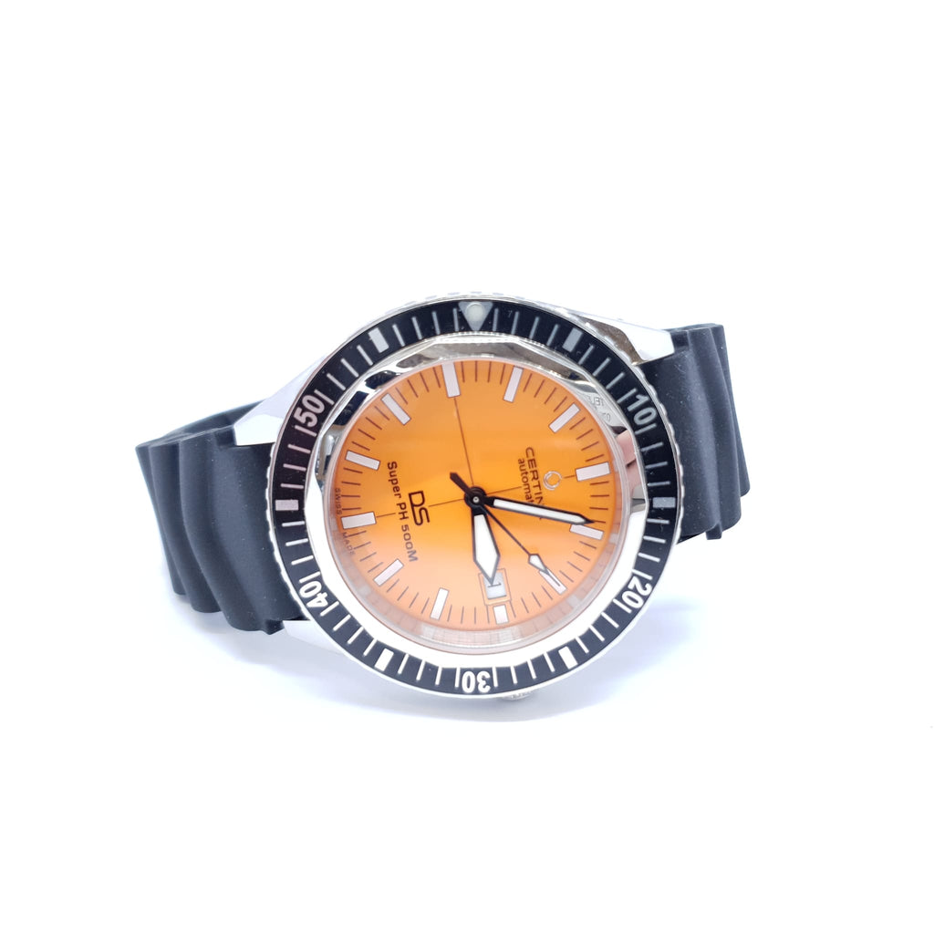 MONTRE CERTINA DS SUPER PH 500M