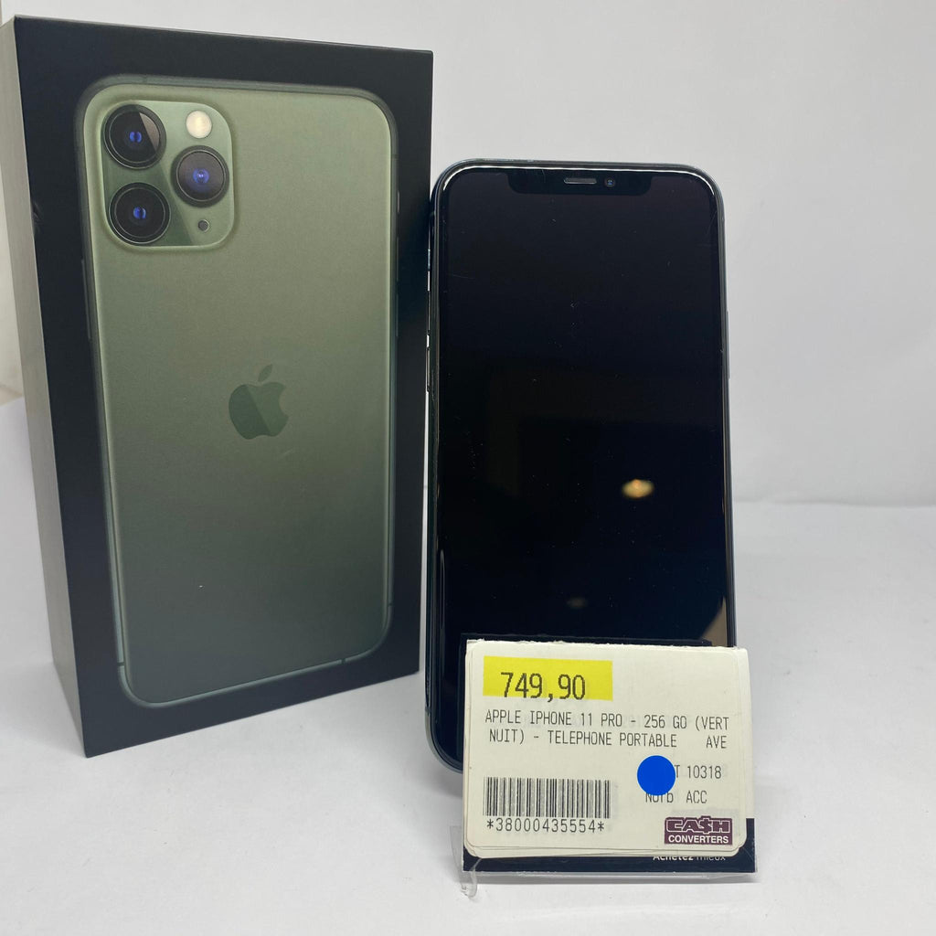 IPhone 11 Pro 256Gb Green + Boite