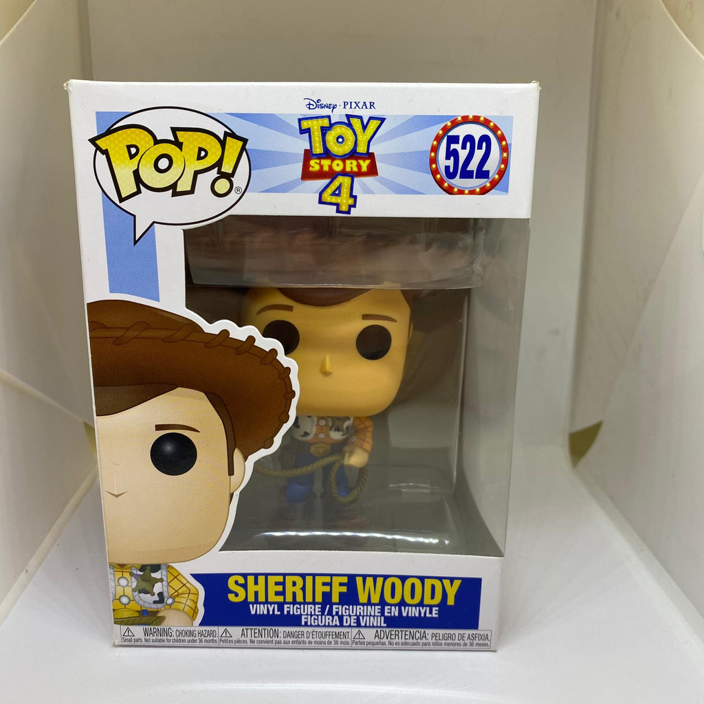 Figurine  Fortnite Toy Story 4 Sheriff Woody 522