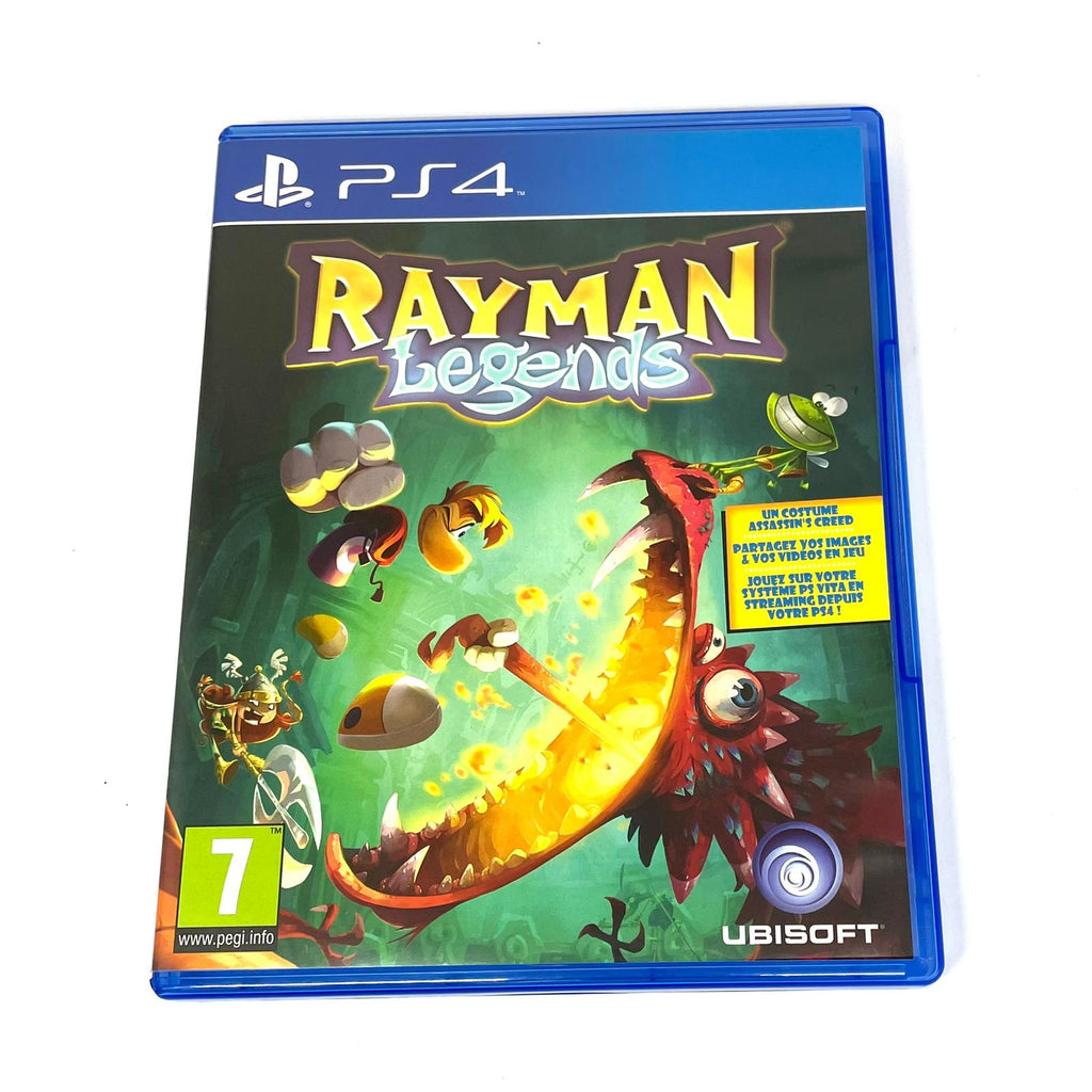 Jeux Ps4  Rayman legends